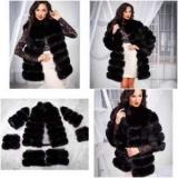 Пальто-трансформер из лисы: отзывы, модели, чем носить