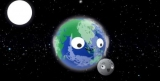 Как он пришел на Землю? Научный мультфильма о нашей планете