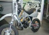 Мотоциклы 50 кубов и их особенности