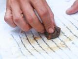 Как делать роллы: старая бумага на дом