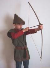 Как сделать костюм Робин Гуда