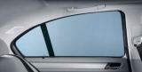 Типы солнцезащитные шторки на боковые стекла автомобиля. Шторы своими руками