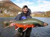Рыбная ловля на Аляске: лучшие места для рыбалки, фотографии с описанием