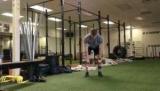 Становая тяга с гантелями: техника выполнения, какие группы мышц работают
