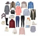 Основные вещи: список необходимых вещей, правила сочетания, советы, как сделать стильный образ, фото