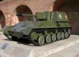 Самоходно-артиллерийская установка СУ-76М: конструкция, характеристики, боевое применение