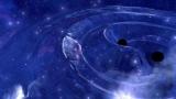 Черные дыры могут расти за счет других дыр