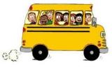 Угадайте загадку про автобус