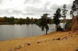 Озеро Рощинское и рыбалка на нем