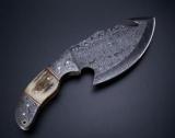Нож с крюк-нож: описание