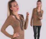 Платья, юбки и кофты с люрексом: одежда 80-х годов