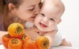 Питание после родов: можно ли кормящей маме хурму?