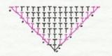Как связать треугольник крючком - все основные методы