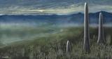 Атмосфера на Земле, созданный грибы
