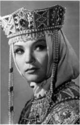 Древний головной убор женский. Как одевались женщины в России