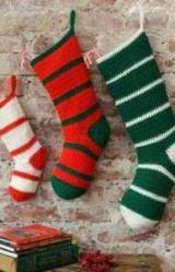 Как сделать носок на Рождество своими руками?