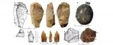 Найдены самые древние орудия труда