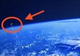 На орбите земли обнаружен инопланетный корабль