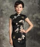 Платье в китайском стиле - идеи интересные, модели и отзывы