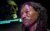 Первые европейцы были темнокожими и голубоглазыми